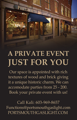 Private event promotion