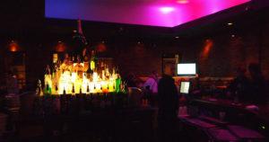 The Nightclub bar
