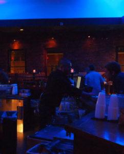 Portsmouth Gas Light Nightclub Interior