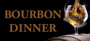 Bourbon Dinner Promo