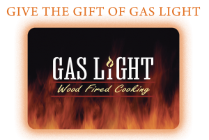Image of a Gas Light gift card